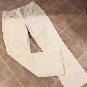 NWT Carhartt corduroy pants in size women's 8